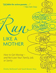Great book for running moms... let's get this moving again.