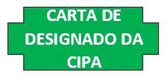 Carta para designado da CIPA