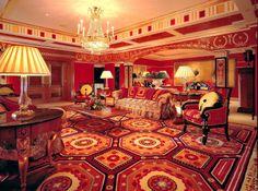 Stylish interiors.