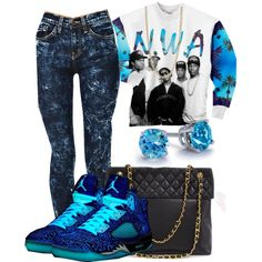 straight outta Compton., created by lxy2k on Polyvore