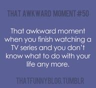 exactly what happened with lost ... ugh.