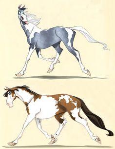 horses -- KRISTEN CAMPBELL