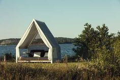 Kettal Outdoor - Cottage (outdoor tent) by Patricia Urquiola