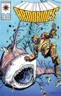 The Best UNDERWATER Comic Book Covers. A collection of some of the top underwater comic book covers ever created - album by BATCAVEDWELLER!