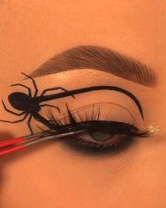Halloween Makeup, Creepy, Haloween Makeup
