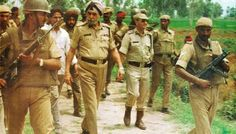 Chief of police on his round during fake encounter killings of innocent Sikhs Operation Blue Star, Biography, Facts, Police, Forget, Biographies, Biography Books, Truths