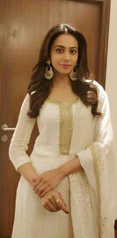 Beautiful Indian Actress, Beautiful Actresses, Ladies Suits Indian, Bollywood Actress Hot Photos, Tamil Actress, Dress Neck Designs, Costume, Indian Designer Outfits, India Beauty