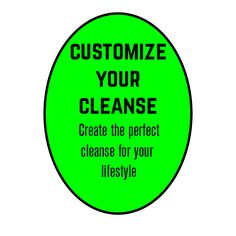 customize-your-cleanse