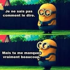 Tu Me Manques, I Miss You Everyday, Quote Citation, Sister Love, Minions, Funny Quotes, Told You So, Feelings, My Love
