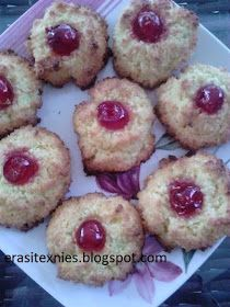 Οι γεύσεις της Ελεάννας: ΚΑΡΥΔΕΣ Sweet Recipes, Muffin, Food And Drink, Cookies, Breakfast, Desserts, Breakfast Cafe, Tailgate Desserts, Muffins