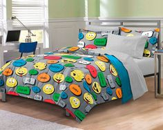Teen Boy Comforter Sets for Twin Beds