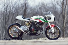 The Ducati Leggero series of custom performance motorcycles by iconic builder Walt Siegl are a function-first example of what can be done with a Ducati 900SS – if you happen to have one lying around. Walt is a man who needs no introduction, he's an engineer who designs his own lightweight trellis frames and hand-forms...