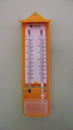 Mason's hygrometer