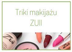 Triki makijażu ZUII Organic