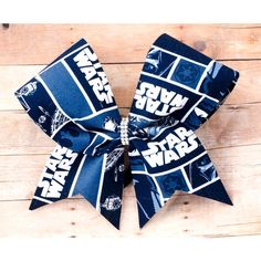 Star Wars Cheer Bow Movie Theme Bows Cheerleading Accessories Dance... ($13) ❤ liked on Polyvore featuring accessories, hair accessories, grey, ties & elastics, elastic hair ties, bow hair accessories, hair ties, bow hair ties and elastic ribbon hair ties