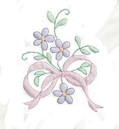 Machine Shadow Work www. Machine Shadow Work www.elizabethsemb… Machine Shadow Work www. Baby Embroidery, Embroidery Flowers Pattern, Creative Embroidery, Embroidery Monogram, Machine Embroidery Applique, Free Machine Embroidery Designs, Ribbon Embroidery, Cross Stitch Embroidery, Brazilian Embroidery