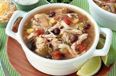 HG Slow-Cooker Chicken Recipes: Tex-Mex Chicken Stew