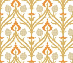 Serpentine 766 fabric by muhlenkott on Spoonflower - custom fabric