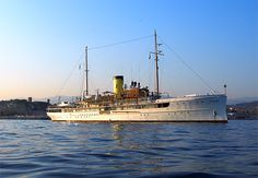 Delphine is for sale Fifty Million US Dollars. My great uncle, Horace Dodge, built this yacht and named it after his daughter, my aunt, Delphine. Classic Yachts, Cycle Of Life, Classic Motors, Yacht Boat, Super Yachts, Set Sail, Luxury Yachts, Sailing Ships, San Francisco Skyline
