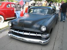 chopped 1953 chevy bel air | was this 54 chevy a while back. One of the reasons it stood out was ...
