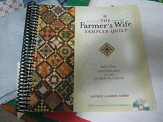 (7) Name: 'Quilting : The Farmer's Wife Quilt Revival Class 1