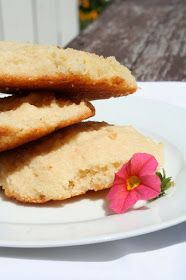 Kitchen Karate - a food blog with kick: Almost Carb Free Biscuits