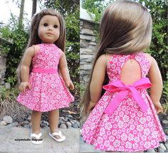 Lana Top and Skirt AGD Size PDF Pattern by suzymstudio on Etsy