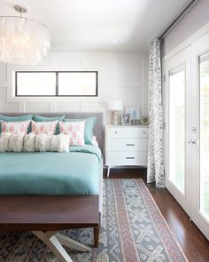 Get inspired by Eclectic Bedroom Design photo by Design Shop Interiors. Wayfair lets you find the designer products in the photo and get ideas from thousands of other Eclectic Bedroom Design photos. Home Bedroom, Bedroom Furniture, Bedroom Decor, Bedroom Ideas, Master Bedroom, Master Master, Bedroom Wall, Master Suite, Design Shop
