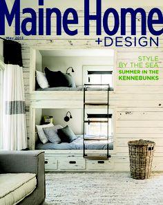 Maine home design white navy kitchen pinterest maine home