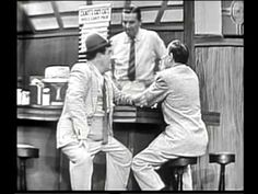 Abbott & Costello, the mustard sketch (A Classic!) - YouTube