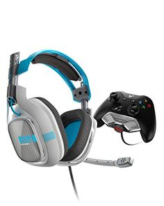 ASTRO Gaming Astro Gaming Refurbished A40 System Bundle Xbox One, Light Grey/Blue – Xbox One  http://gamegearbuzz.com/astro-gaming-astro-gaming-refurbished-a40-system-bundle-xbox-one-light-greyblue-xbox-one/