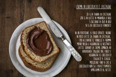 - VANIGLIA - storie di cucina: brioche parisienne integrale e crema di cioccolato e castagne