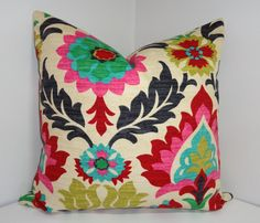 Waverly Santa Maria Desert Flower Pillow Cover por HomeLiving