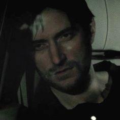 Richard Armitage as Lucas North in Spooks/ MI-5 (2008-2010) prisoner exchange (gif)