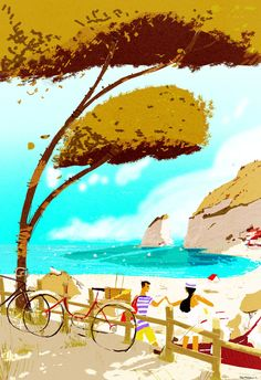 Mediterranean by Pascal Campion