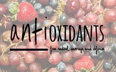 breaking even: antioxidants vs free radicals Recipe Type, Types Of Food, Vegetables, Free, Vegetable Recipes, Veggie Food, Veggies