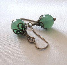 Vintage ear rings.