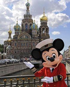 Les nouveaux itinéraires 2017 de Disney Cruise Line sont disponibles sur seagnature.com Reconnaissez-vous cette destination en Mer Baltique où se rendra le Disney Magic ?