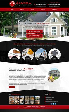 Aiassa is committed to provide a whole range of services that help clients have a total control over the progress of their construction project. Aside from their professionalism and dedication to every project, they are also known for their superb customer service. To view their recent projects and to request a free estimate, feel free to visit their website today- http://www.aiassadesignbuild.com/. This website is professionally created by Silver Connect Web Design LLC.