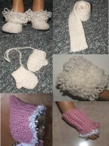 AG Winter Accessories-Free Crochet Pattern