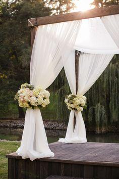 Blush Pink Napa Valley Wedding