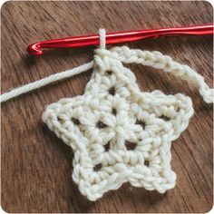 It's not too late to whip some of these up.   Here's some free patterns and tutorials for lovely hand crocheted ornaments.   My sister made ...