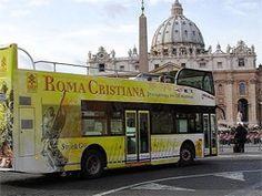 """Il bus """"Roma Cristiana"""" per conoscere le origini della fede nella capitale"""