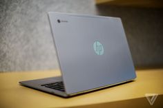 Close-up with HP's all-aluminum Chromebook 13   The Verge