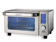Viante's True Blue Convection Toaster Oven CUC-04E ($149) will bring a modern touch to your kitchen #toaster #viante