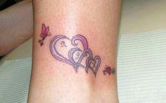 Like!3 hearts for my 2 grandchildren and myself