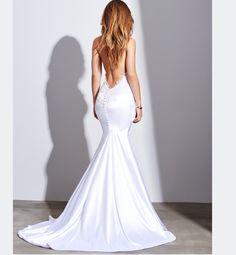 Satin Qipao Date Gemeli Power Pretty Wedding Dresses, Cheap Wedding Dress, Bridal Dresses, Wedding Gowns, Wedding Shot, Wedding Stuff, Wedding Ideas, Long Mermaid Dress, Mermaid Dresses