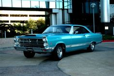 1967 Ford Fairlane 500 Sweet Car, like my one! Mine was black! Car Ford, Ford Gt, Street Racing Cars, Ford Torino, Car Museum, Ford Classic Cars, Ford Fairlane, Pony Car, Sweet Cars