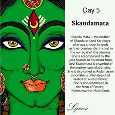 Navaratri Day 5