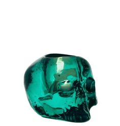 Kosta Boda 7061111 Still Life Skull Votive Green *** See this great product.
